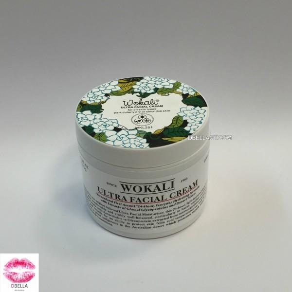 Crema Hidratante WOKALI