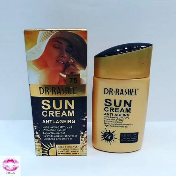 protector solar Dr. Rashel